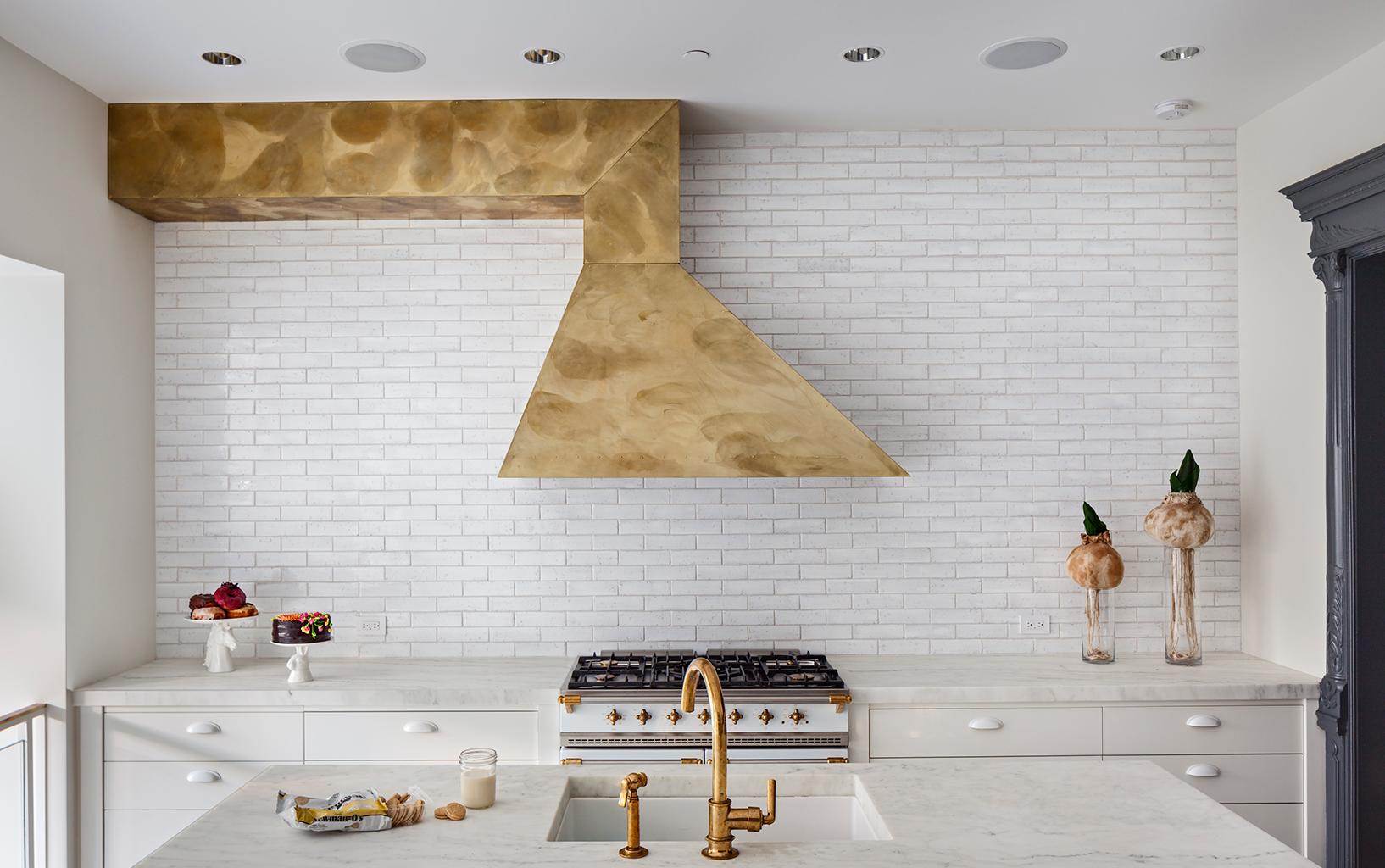 Park Slope kitchen by CWB Architects
