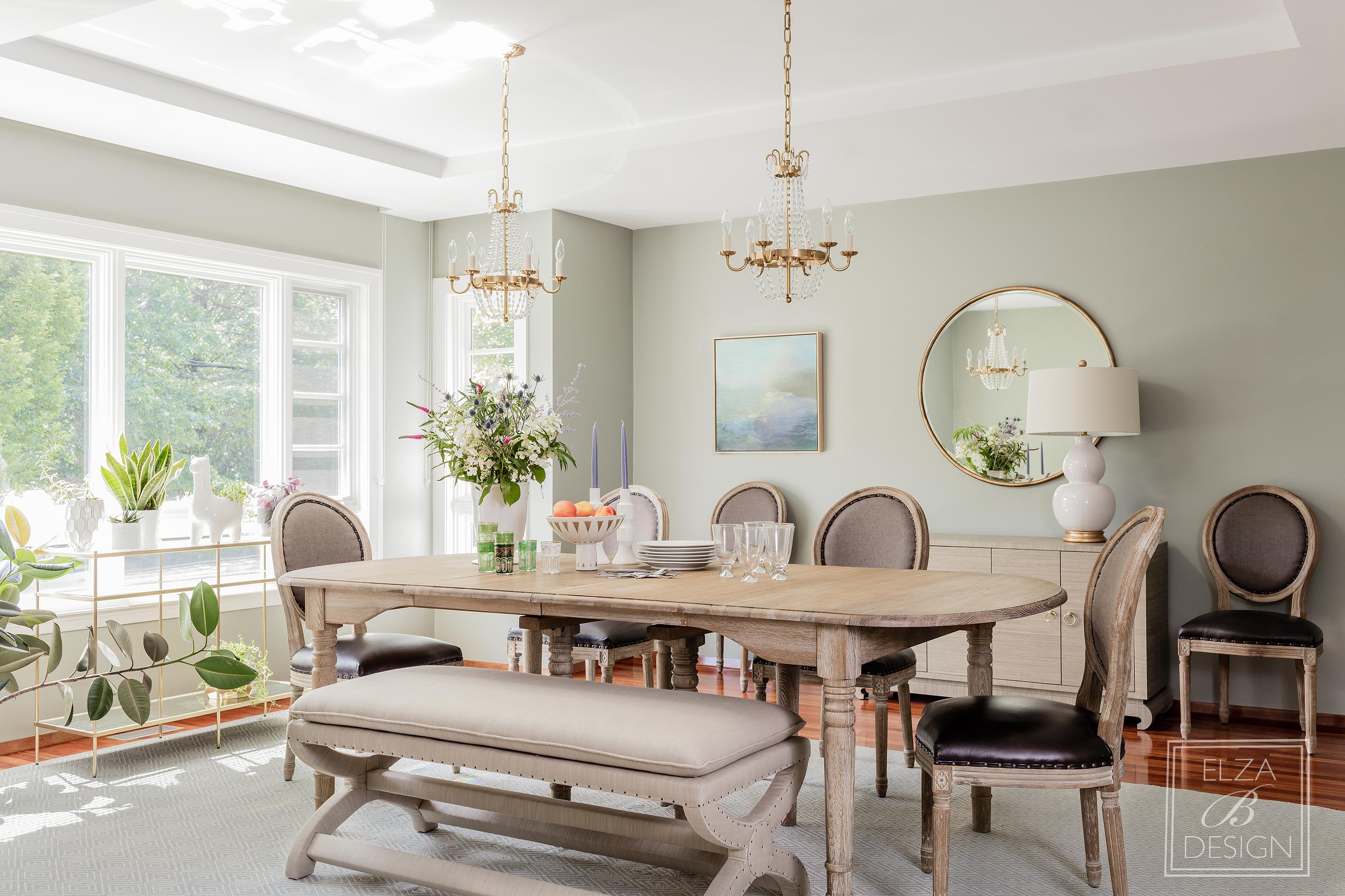 The Newton Home: An Elegant Family Affair by Elza B Design, Inc.