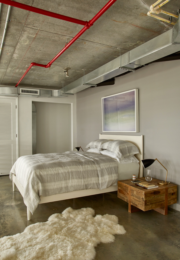 Filling Station Lofts by Hillary Littlejohn Scurtis Design