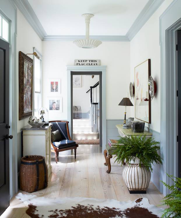 Interior design byBrian J. McCarthy, Inc.