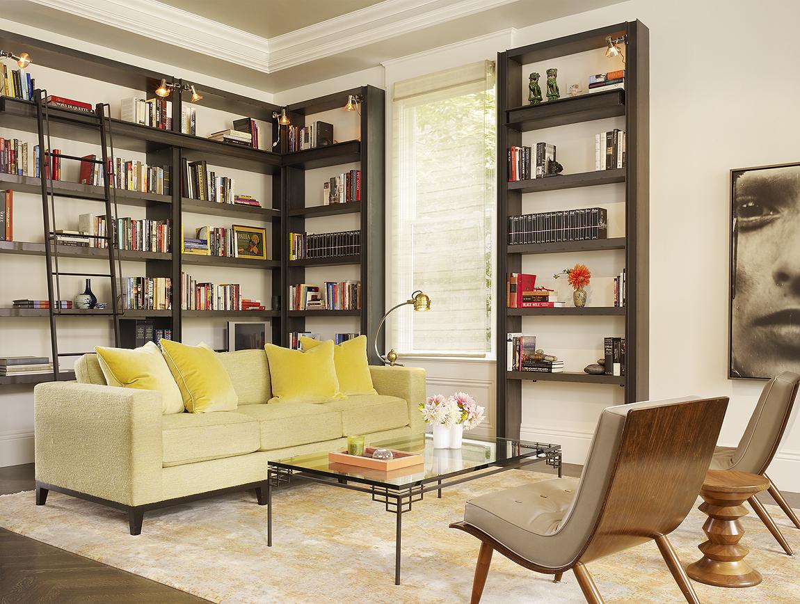Interior design by Redmond Aldrich Design