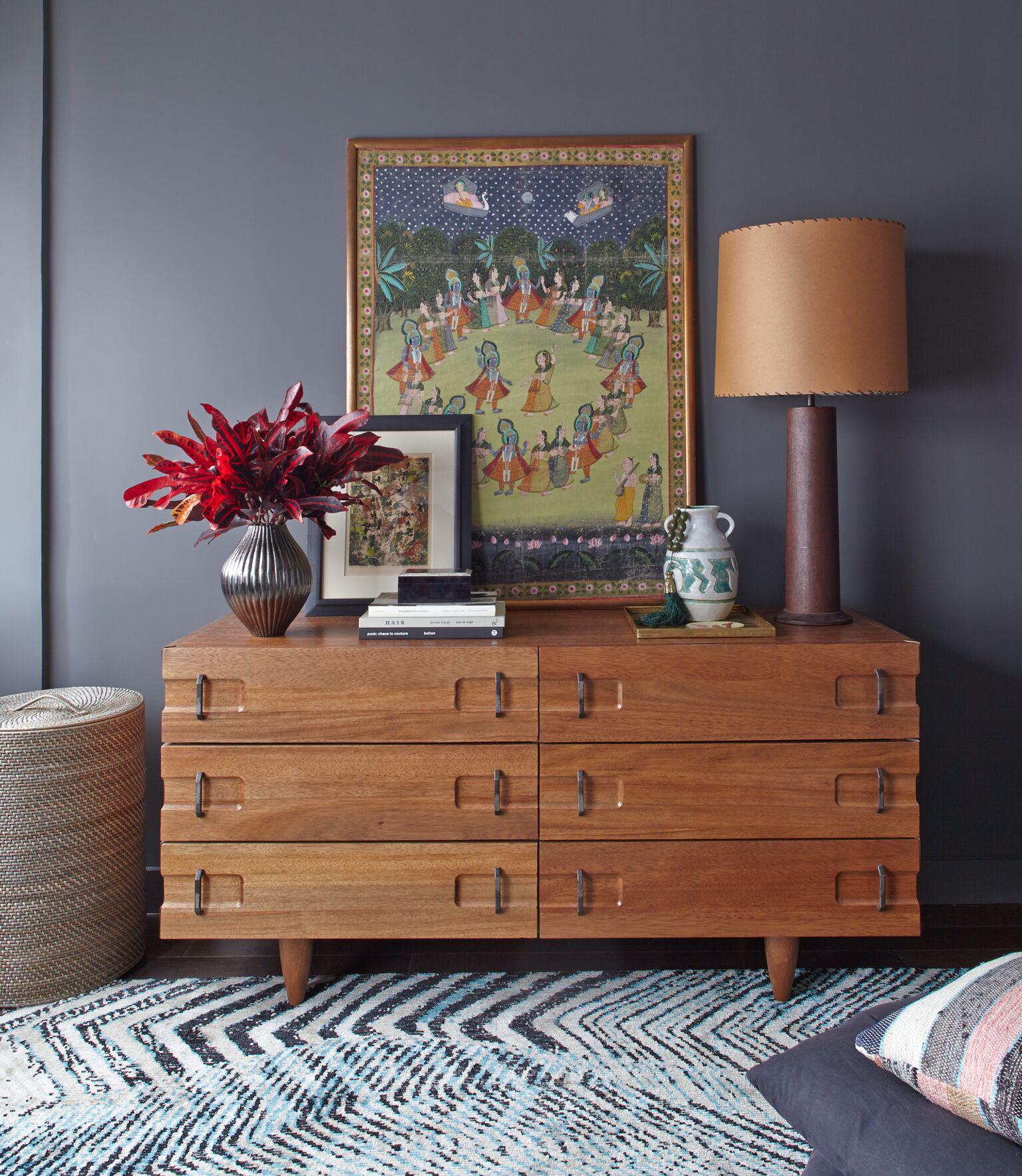 Park Avenue South bedroom by Hernandez Greene