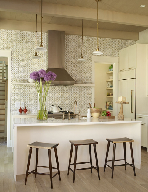 KITCHEN Contemporary Kitchen by Angie Hranowsky