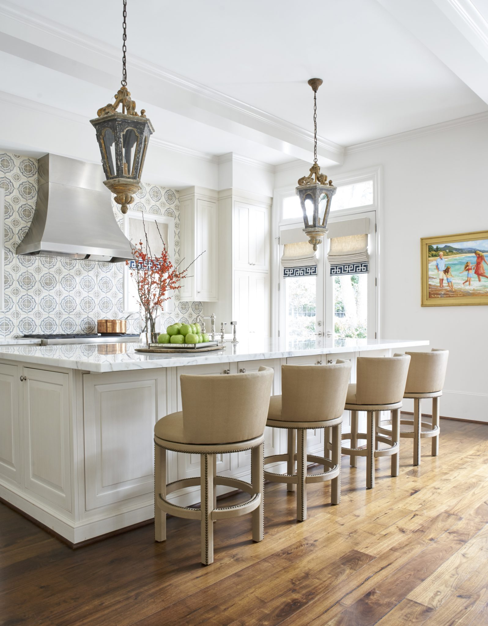 Tangle Lane Kitchen by Dodson Interiors