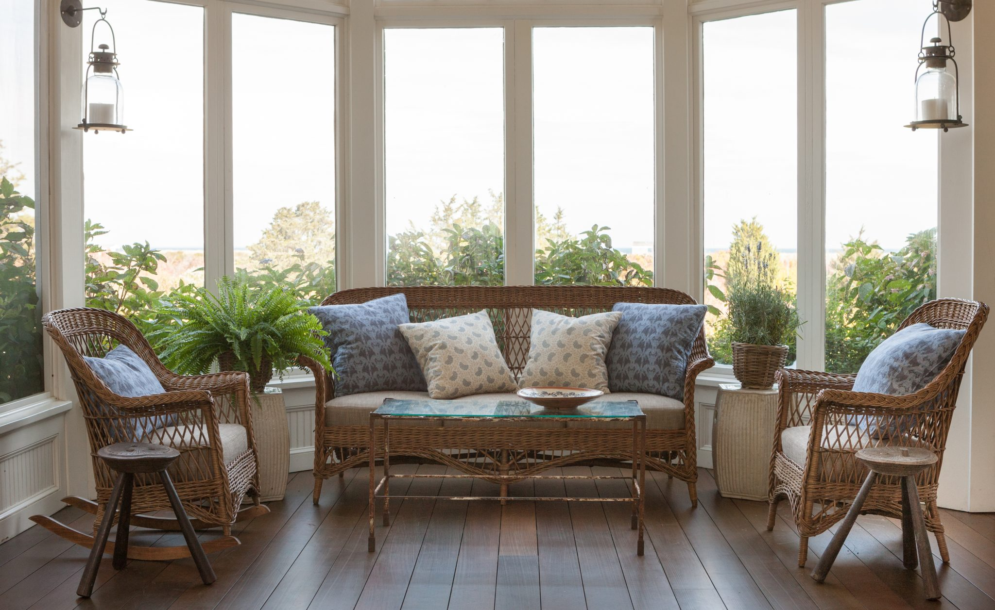 Interior design byLiliane Hart Interiors