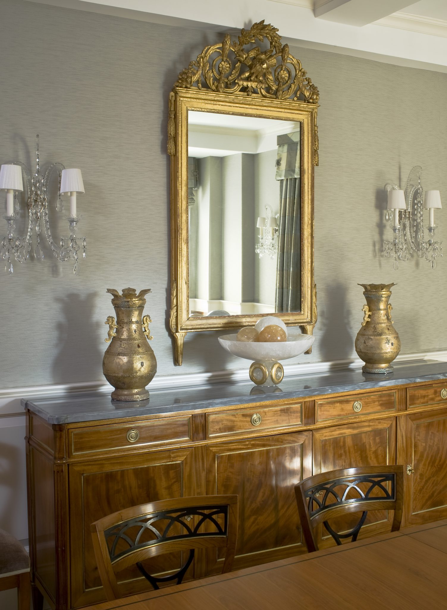 by Jeff Lincoln Interiors, Inc.