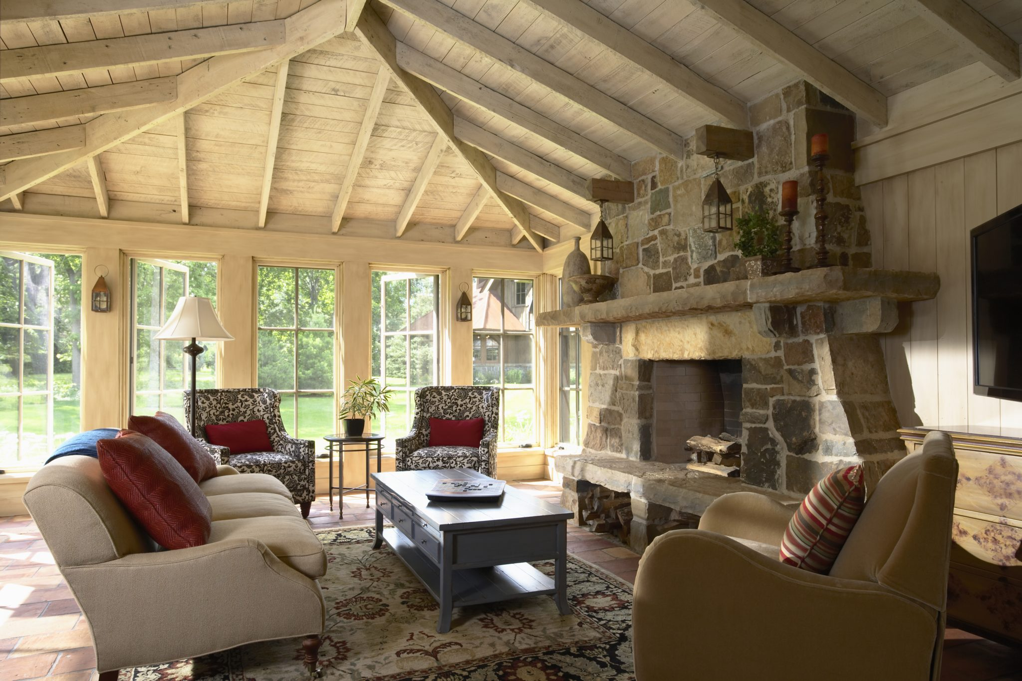 38 Inspiring Spaces With Natural Materials Chairish Blog