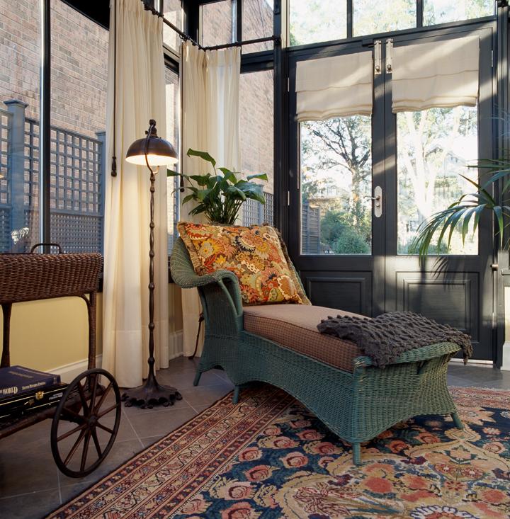 Interior design by Alan Design Studio