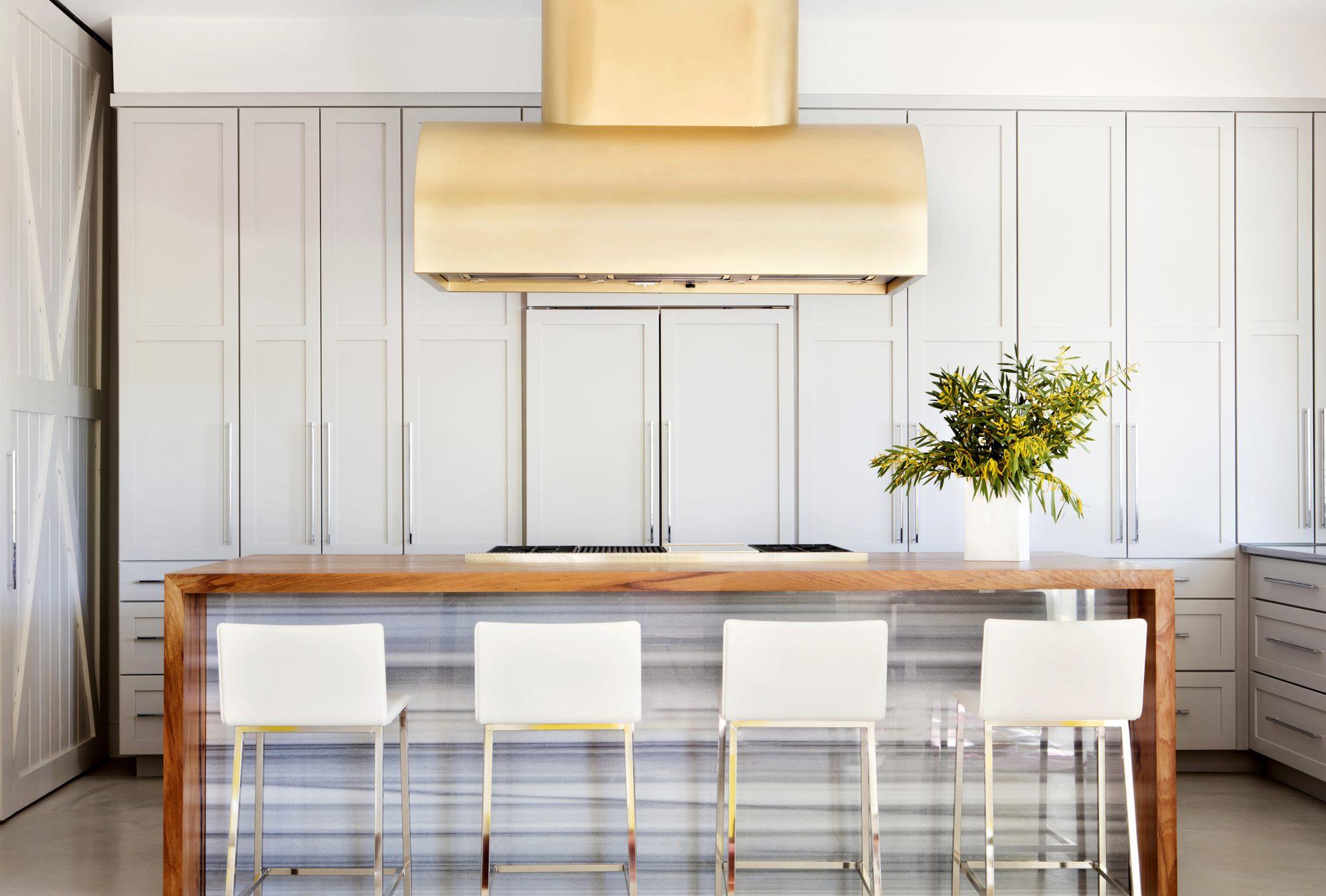 Bachelor kitchen remodel by Sarah Wittenbraker Interiors