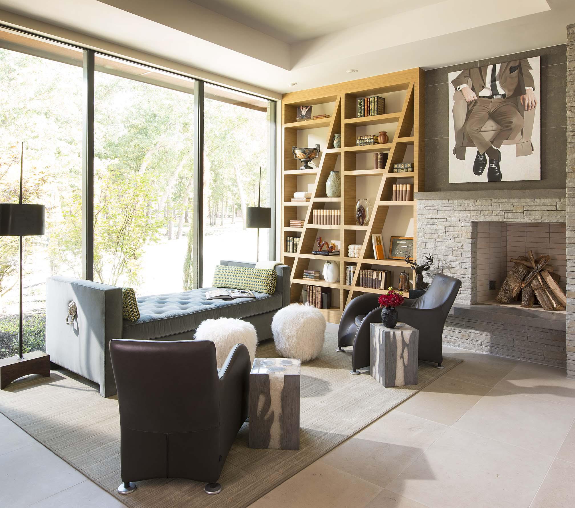 Interior design by Denise McGaha Interiors