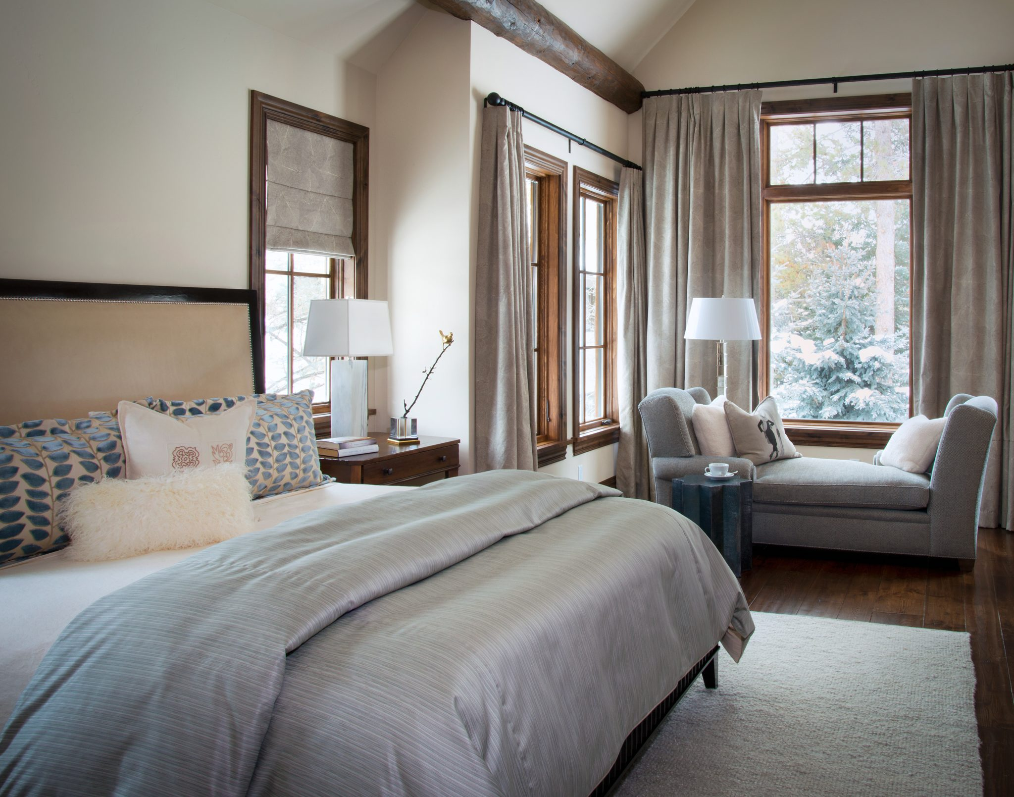 Vail, Colorado, property by Slifer Designs
