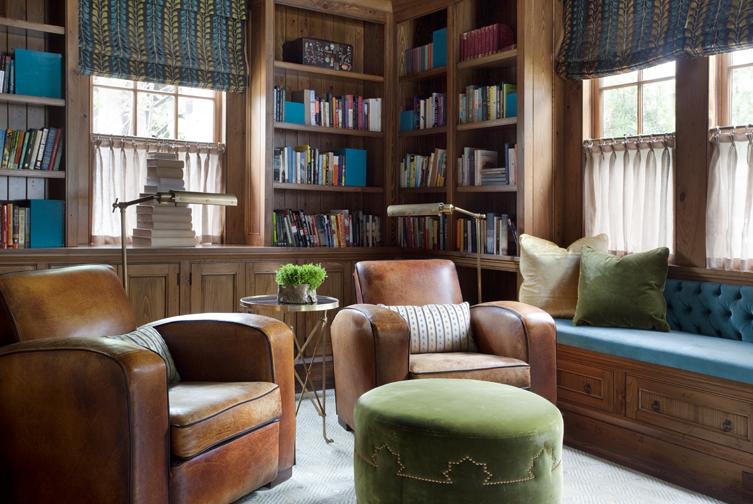 Interior design by Liz Caan Interiors LLC