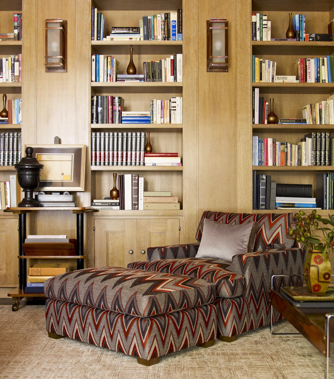Interior design by Steven Gambrel