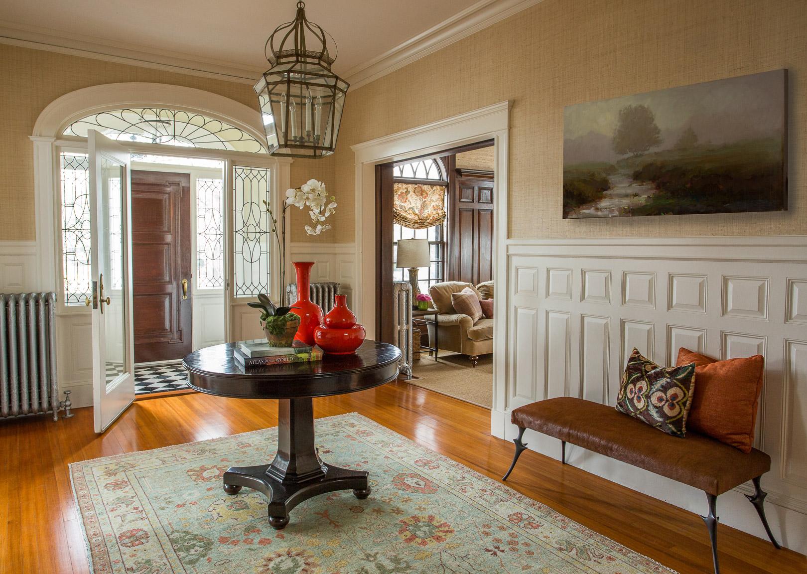 Interior design byTiffany Leblanc of LeBlanc Design, LLC