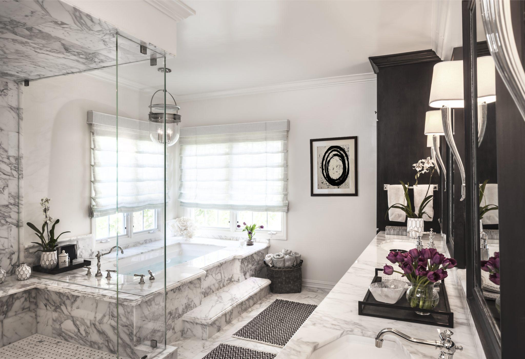 Sunnyslope Drive bath by Annette English & Associates