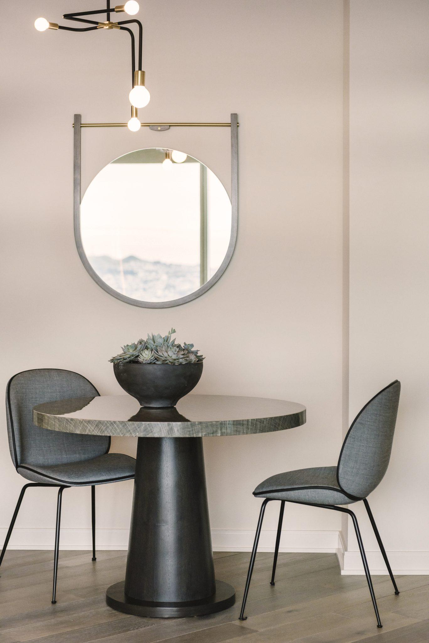 Urban, Luxury Condo - The Harrison Residence - San Francisco by SFA Design