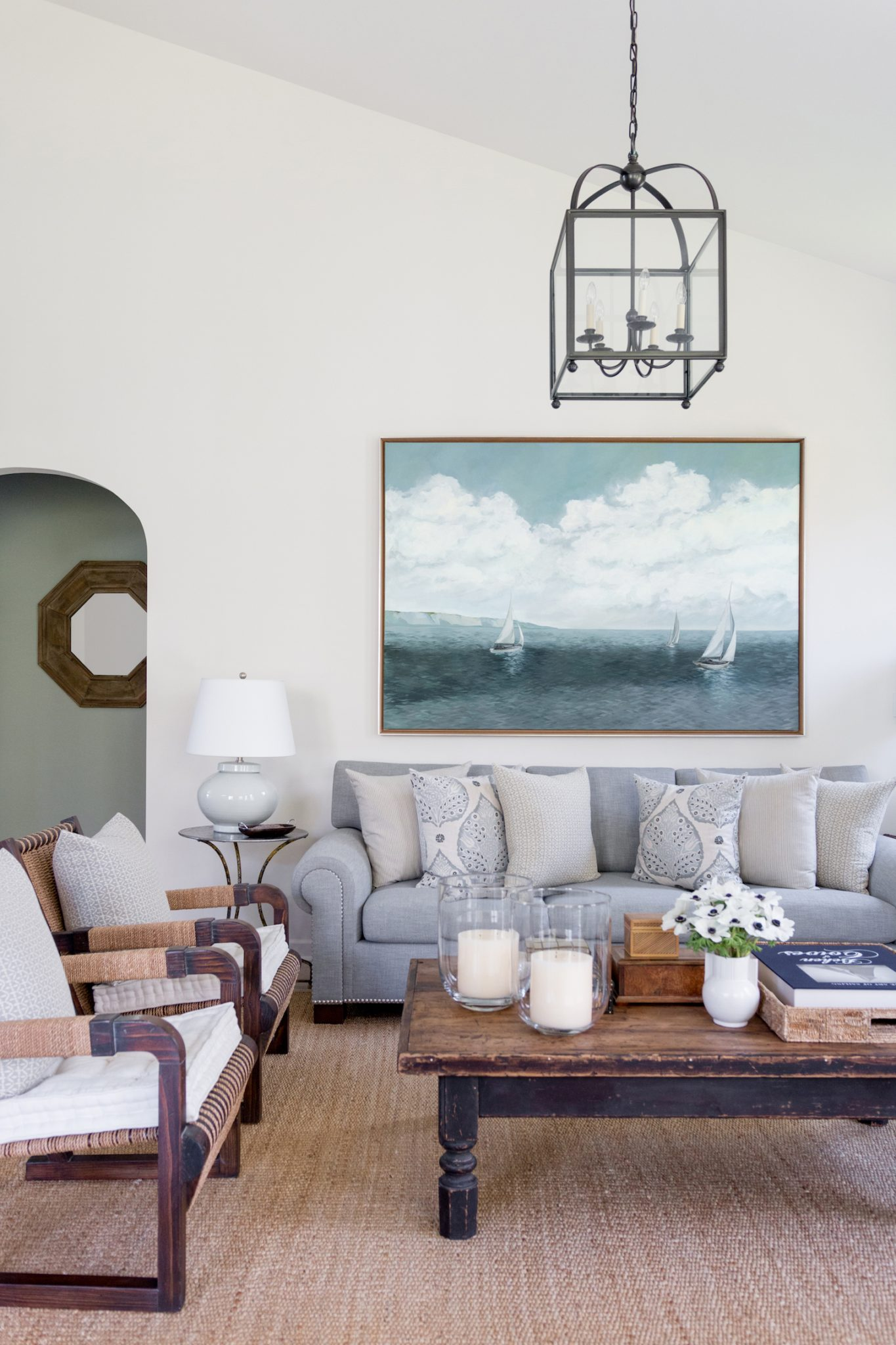 Family room by Matthew Caughy