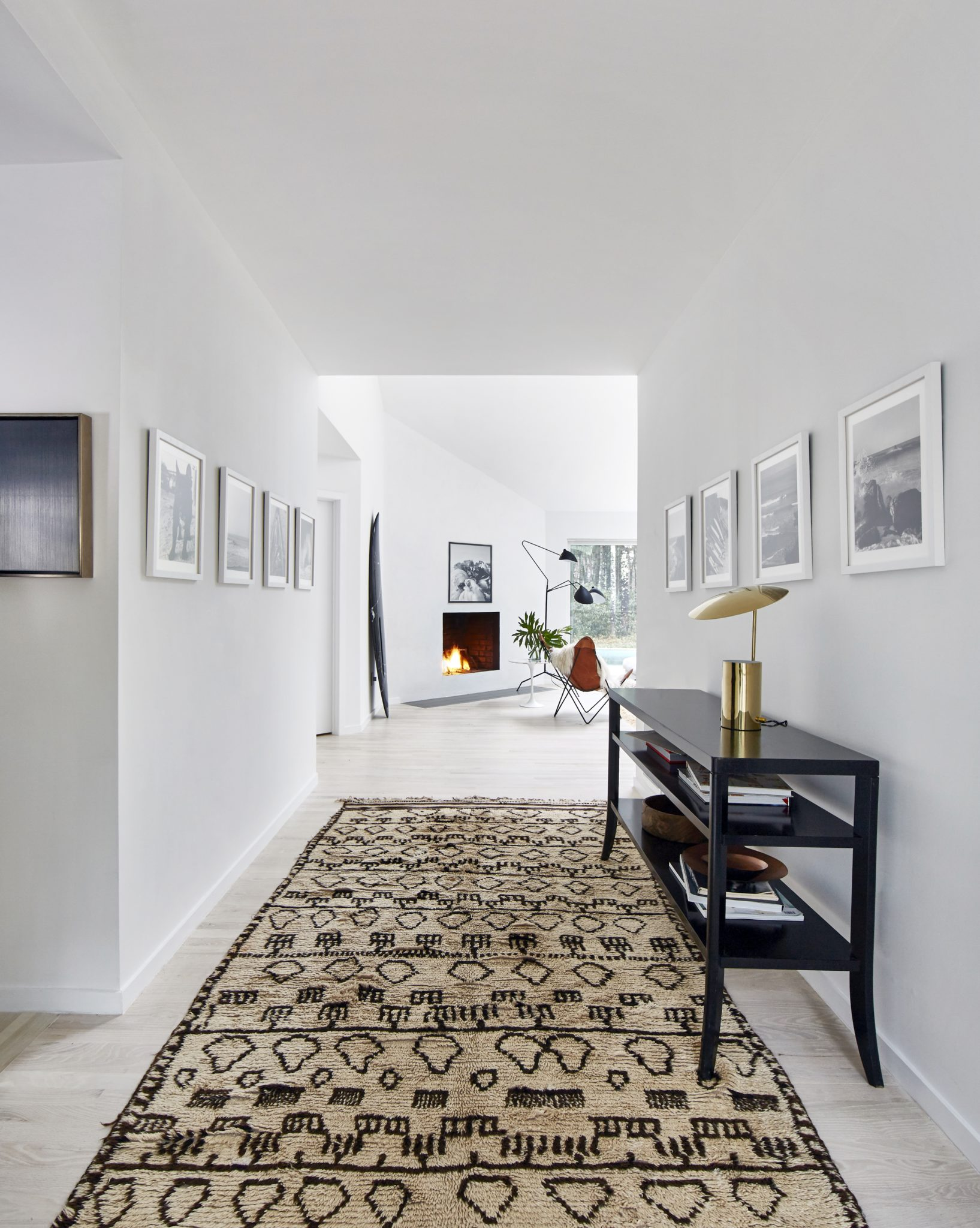 East Hampton Entryway by Winter McDermott Design