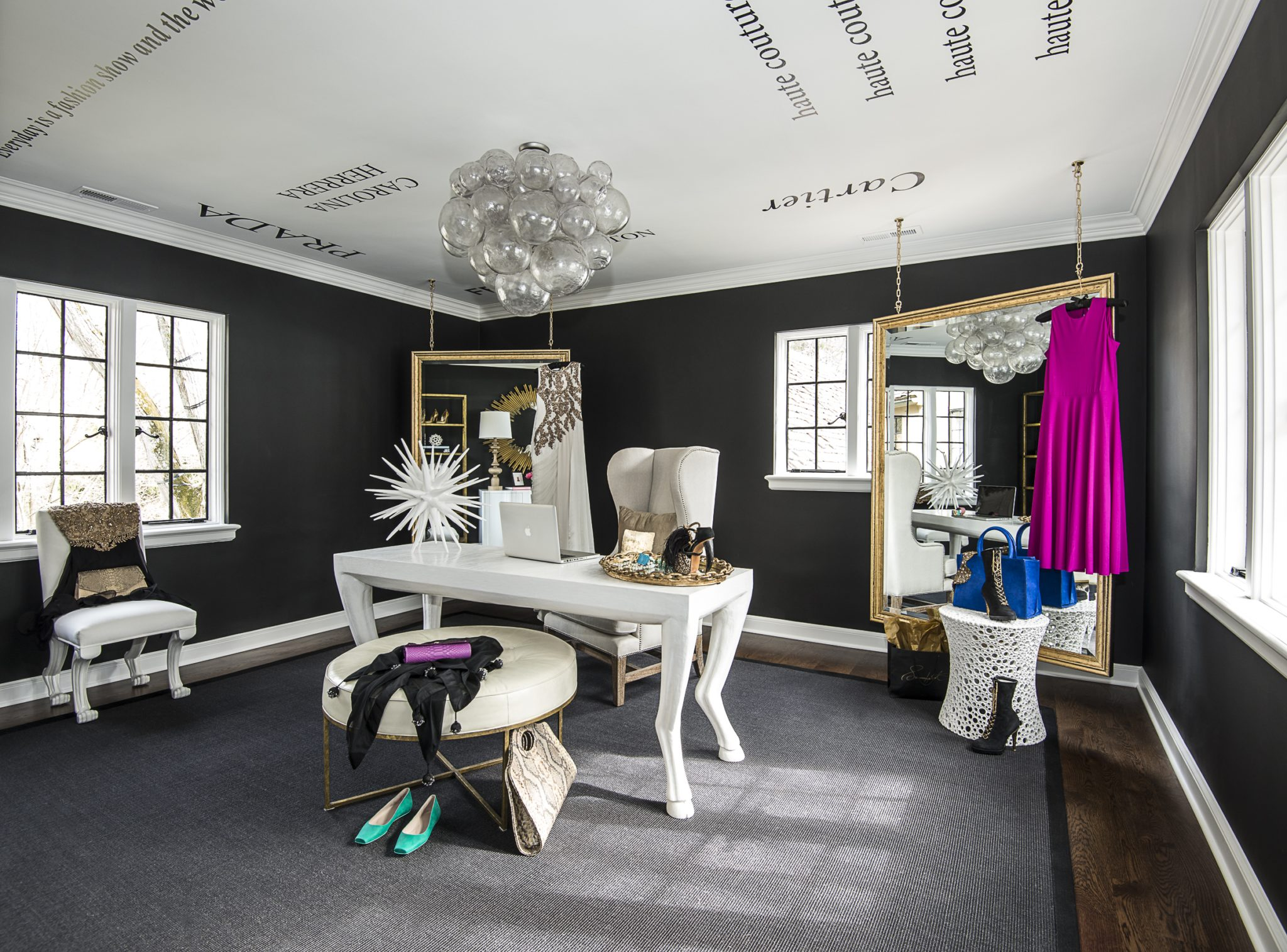 "Home Office for ""Fashion Blogger"" by Studio Brunstrum"