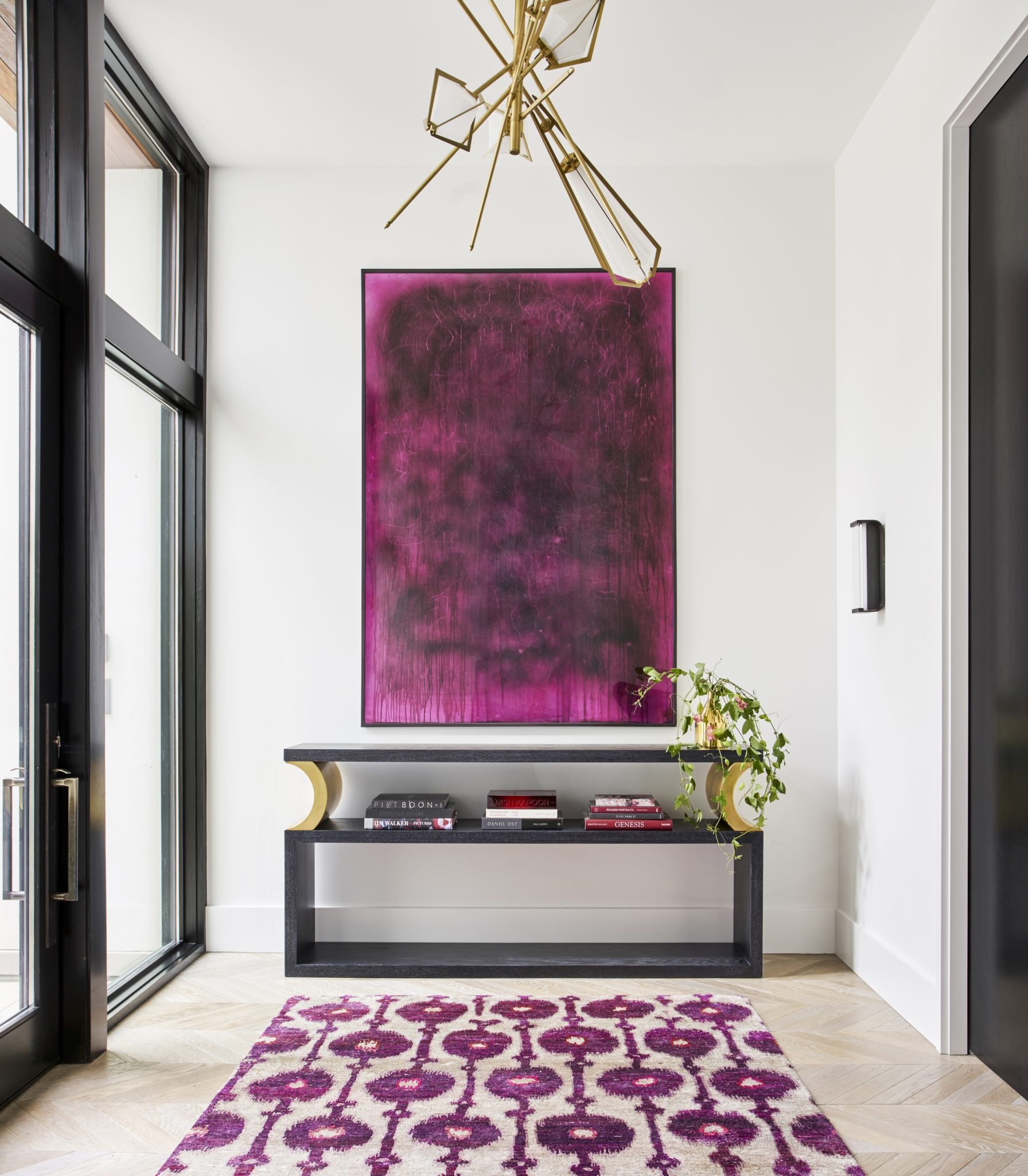 Highland Park Family Residence Foyer by STUDIO GILD