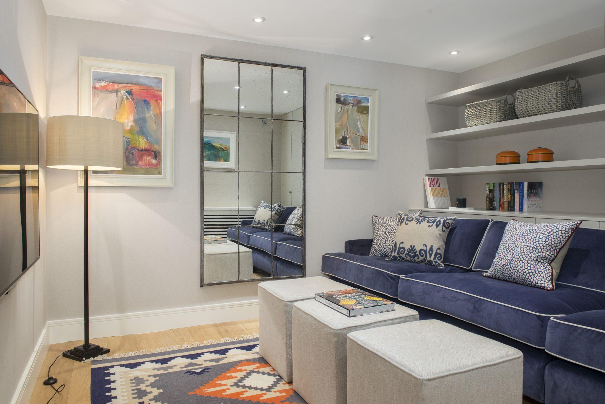 Knightsbridge Mews House by Kelling Designs