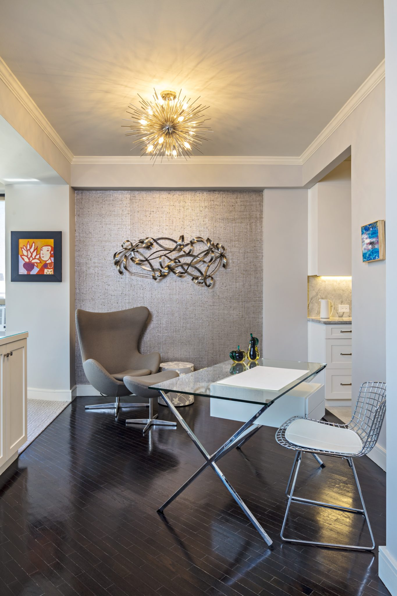 Upper East Side Apartment II by Hubley Design Interiors