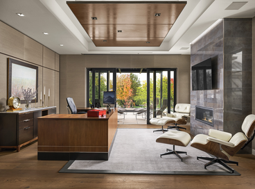 40 Ultra Luxe Home Offices