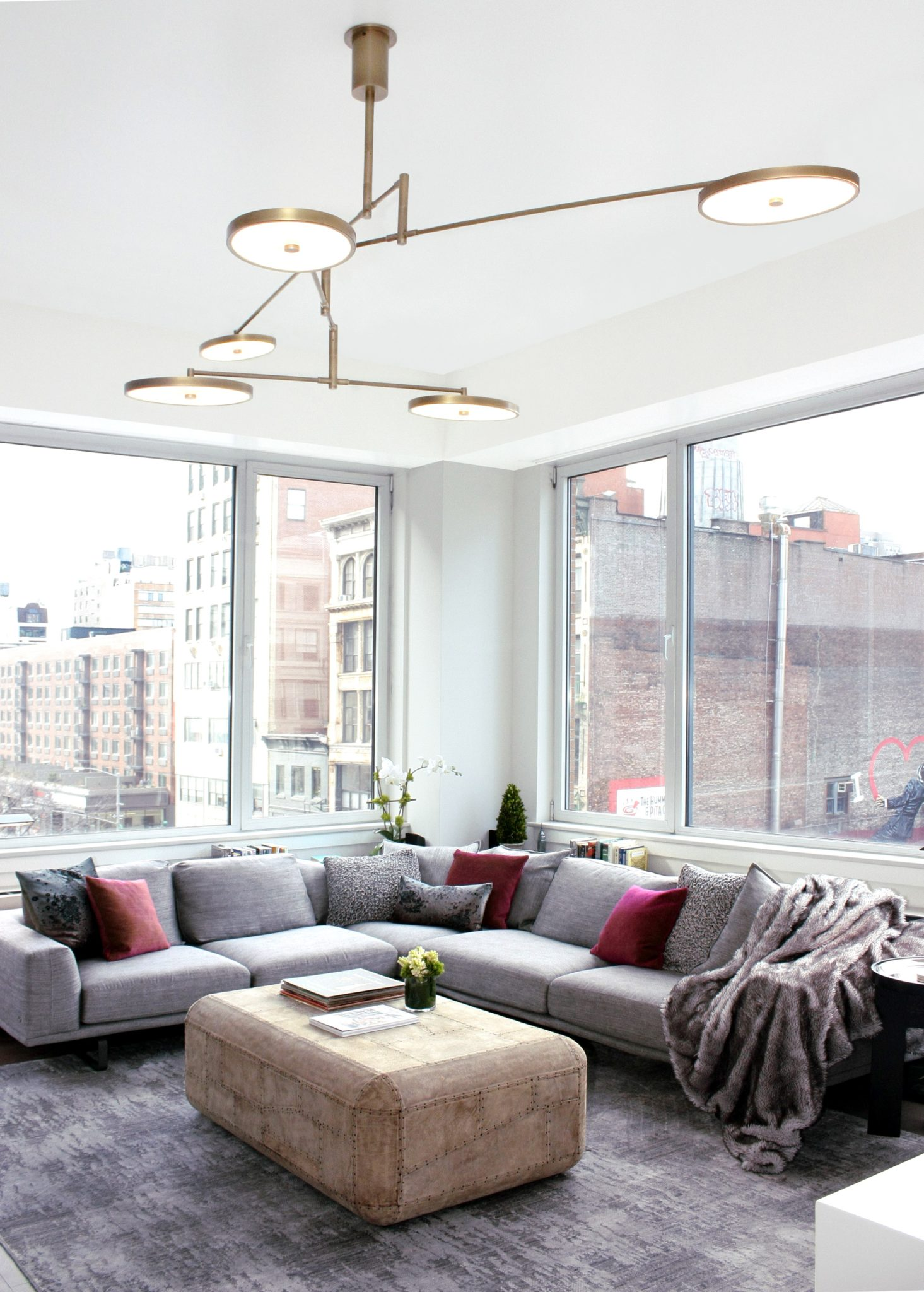 Manhattan modern mix by Joshua David Home