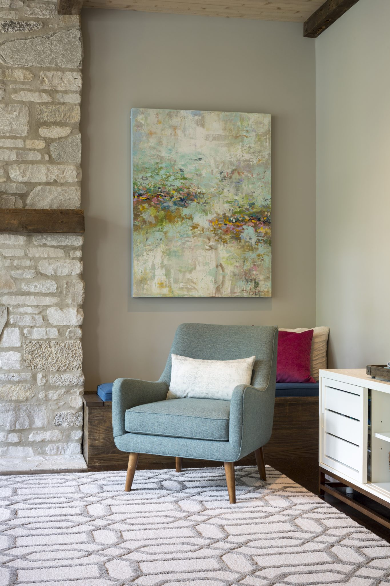 Hinsdale Rustic Modern by Mia Rao Design