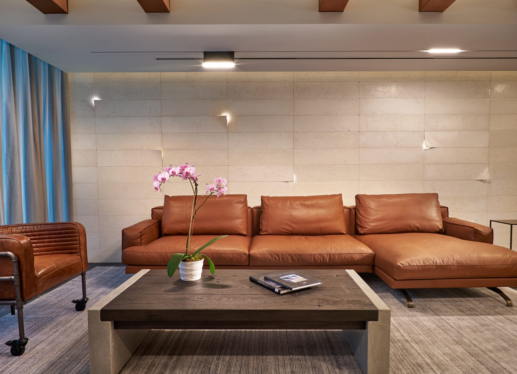 Grovernor House Coconut Groove - living room by RS3 DESIGNS