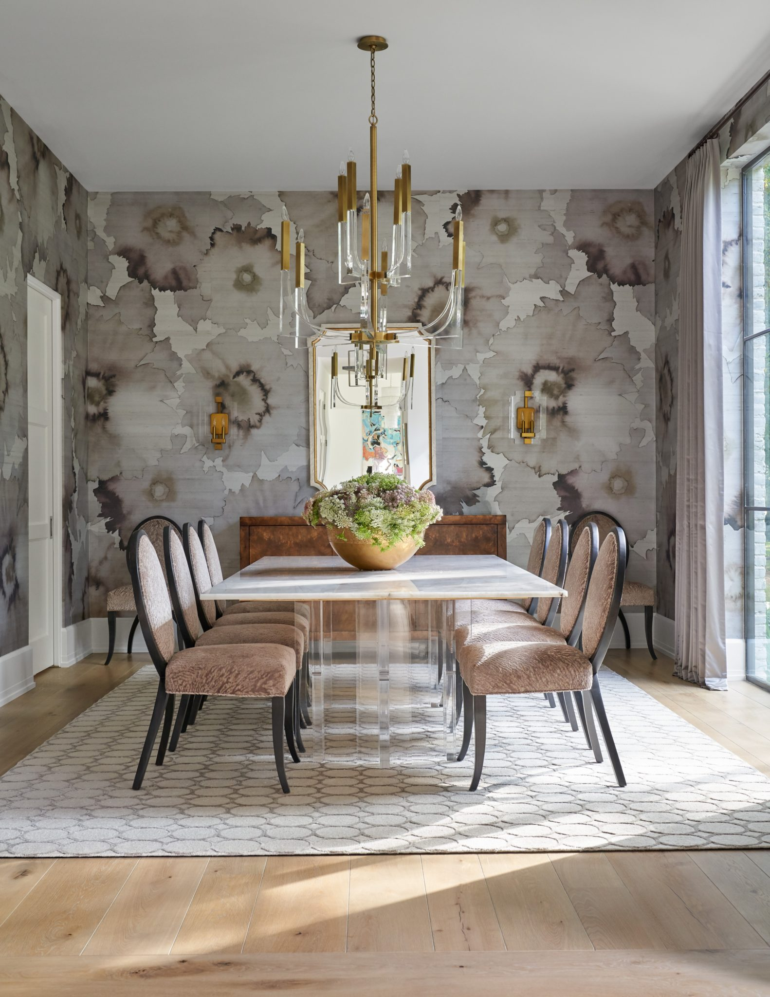 Dining Room Full View by Talbot Cooley