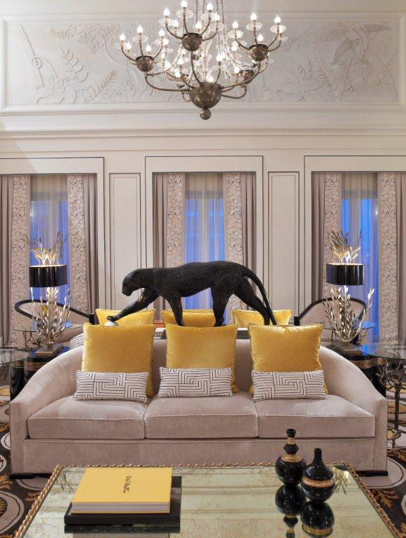Estate design - Deco Villa by Colacion Studio