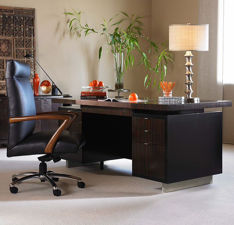 Century Office: Casual Contemporary by Meredith O'Donnell