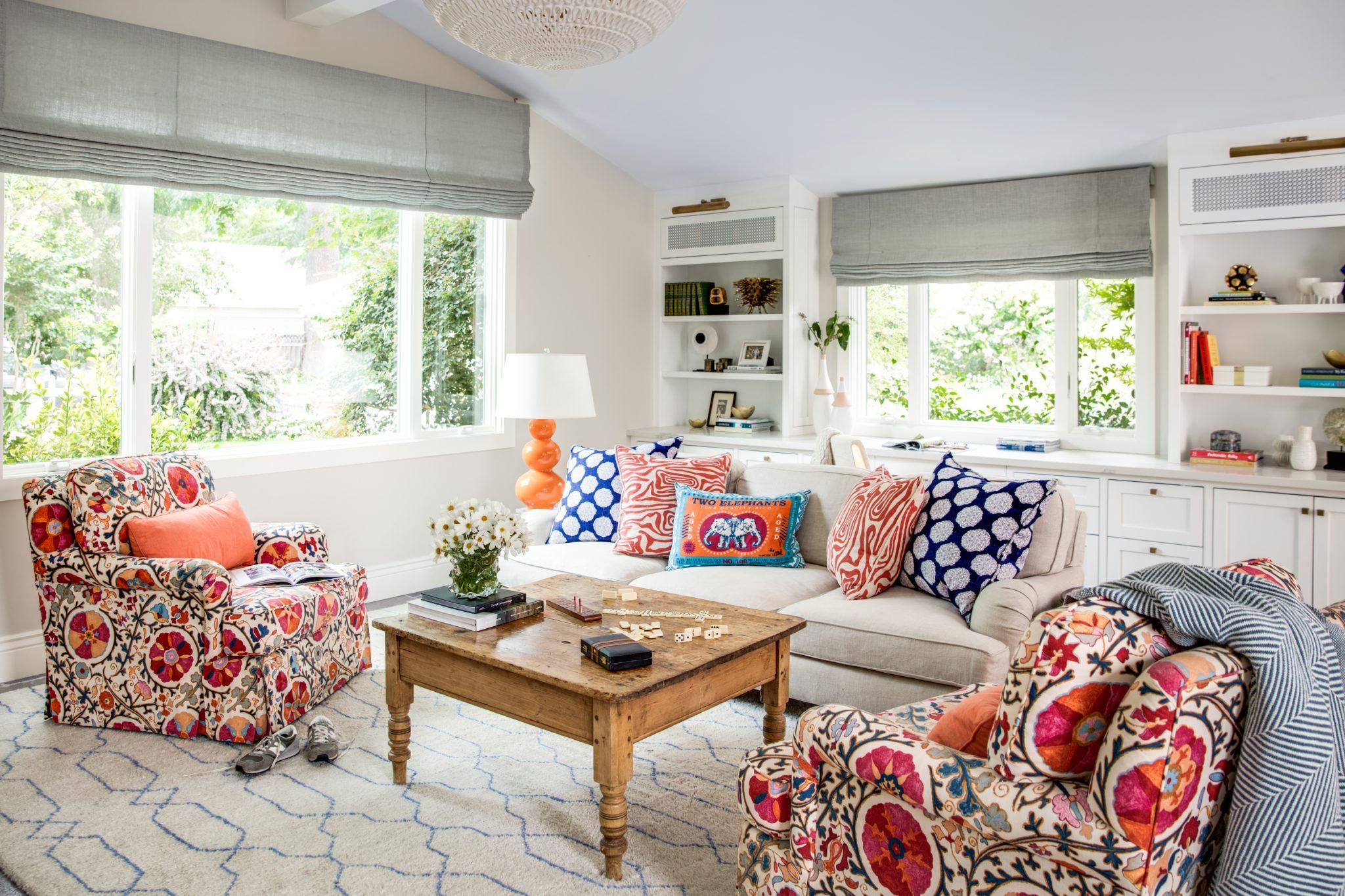 Alamo - Family Room by Nest Design Company