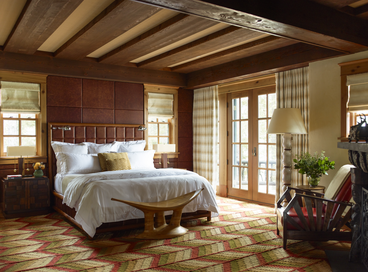 Rustic Cabin-Style Bedrooms