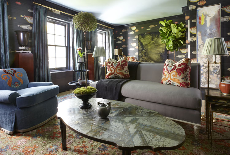 Our work with the talented Jack Levy on theKips Bay Show House,by RoseHyll Studio