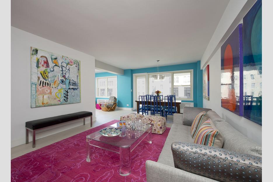 Greenwich Village Apartment by Hubley Design Interiors
