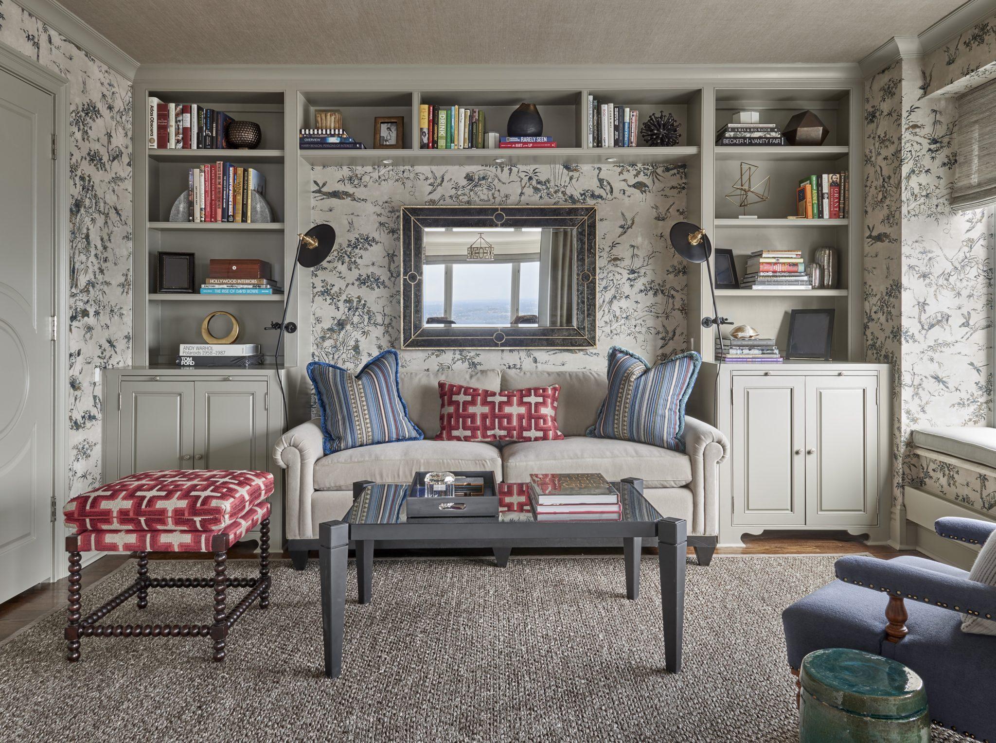 Four Seasons Residence by Frank Ponterio Interior Design