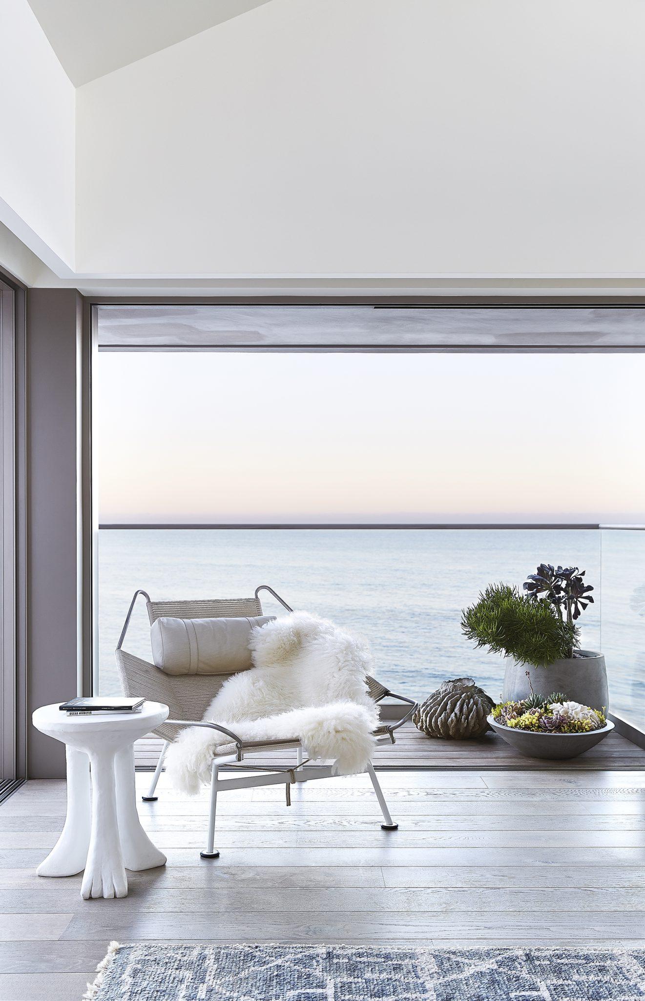 Malibu Modern Retreat by Jamie Bush + Co.