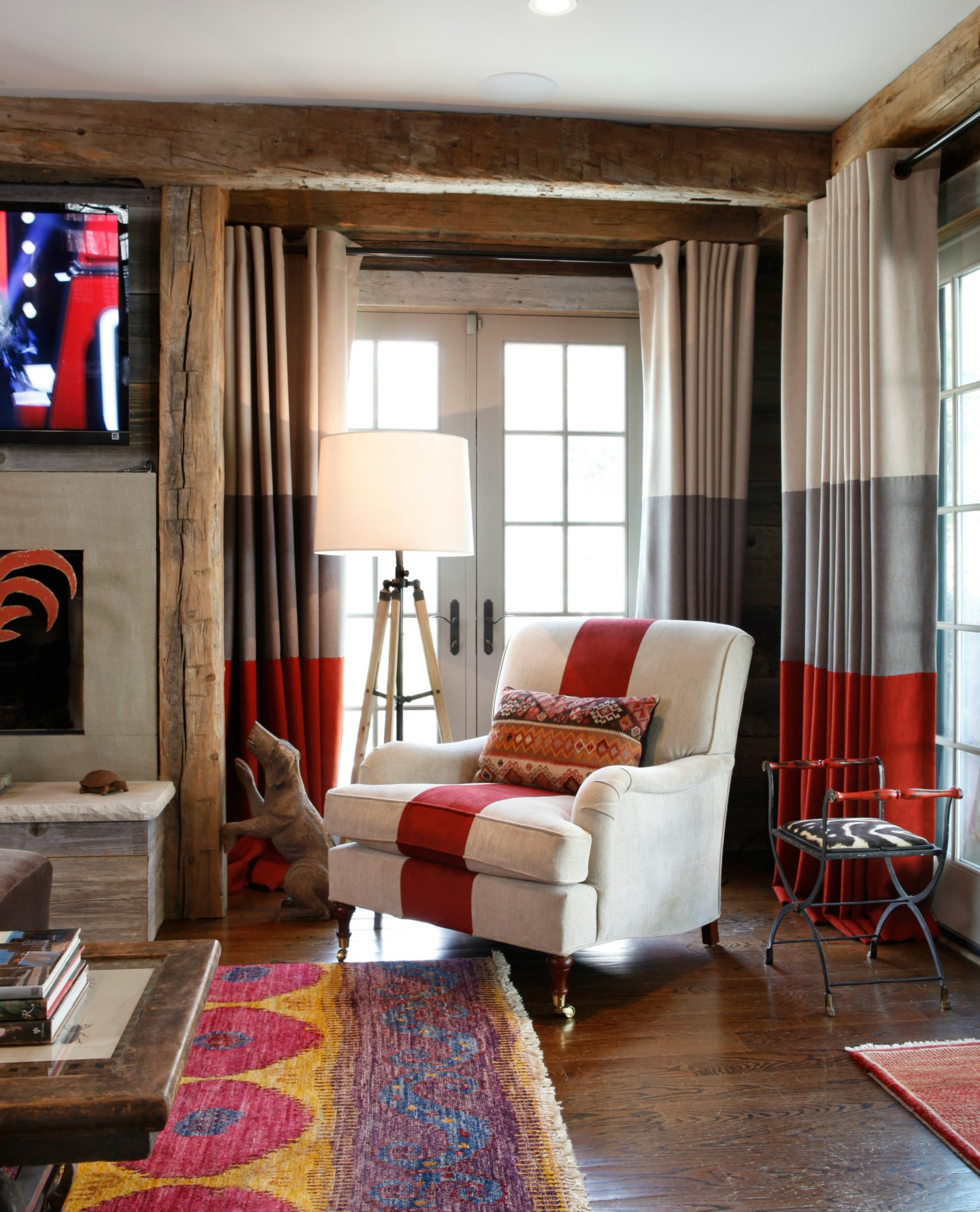 Living with Color by Judy King Interiors