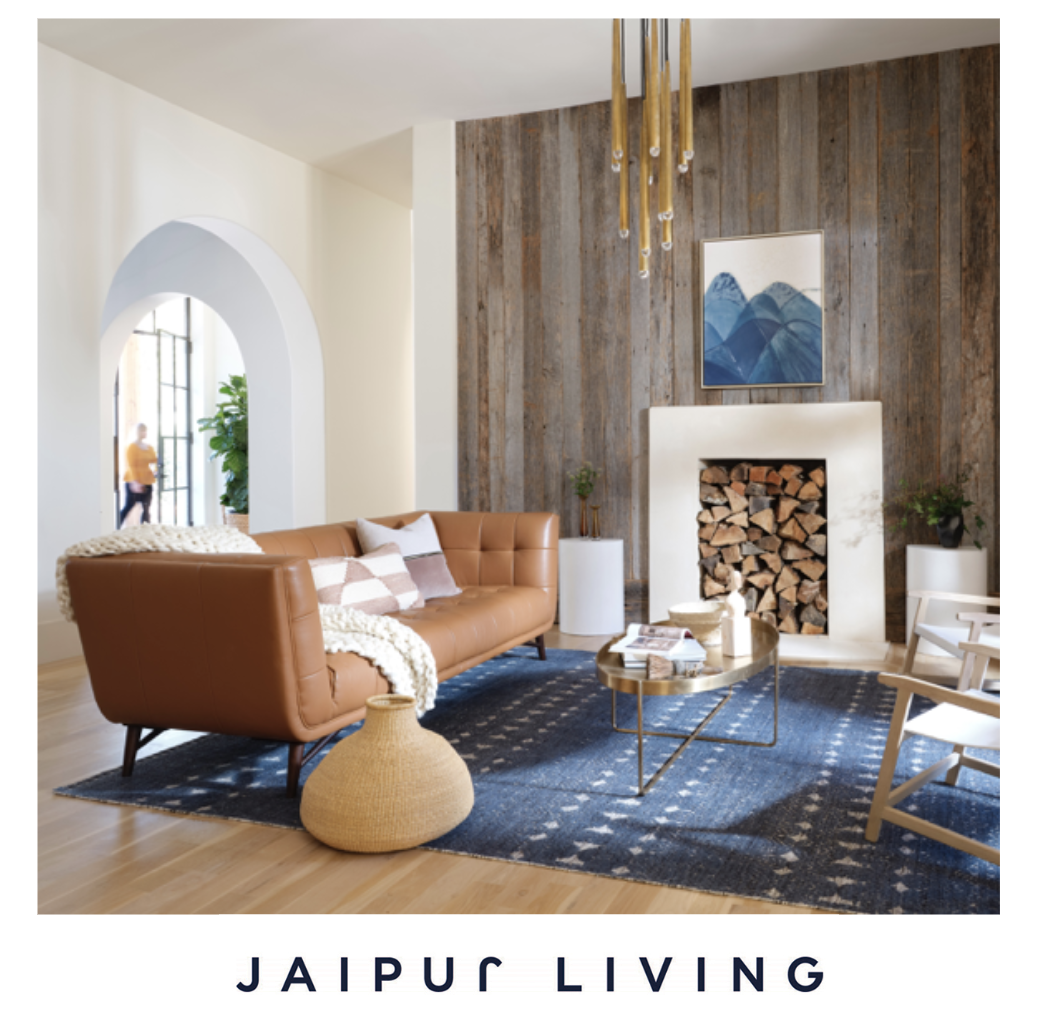 Jaipur Living - Showplace 3300  Working directly with artisans and uplifting their lives and communities through the Jaipur Rugs Foundation, Jaipur Living stays on top of trends while also staying rooted in a deep understanding of life and living spaces. This fall, they're bringing 27 gorgeous new hand-knotted rugs to market in six new collections and seven existing collections.