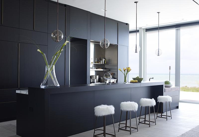 Vero Beach Residence - Main Kitchen by DJDS