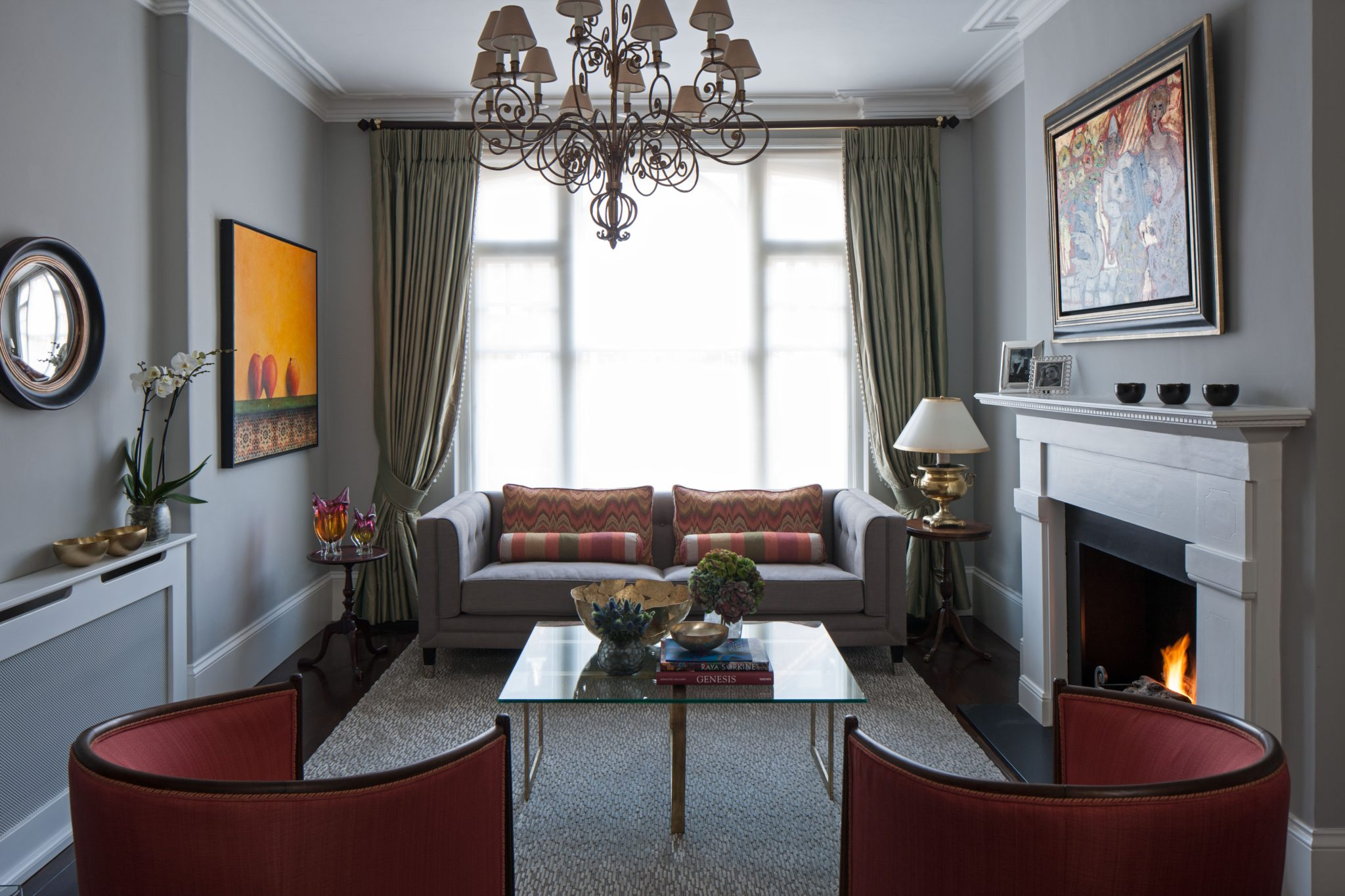 Parsons Green House by Amelia Carter Ltd