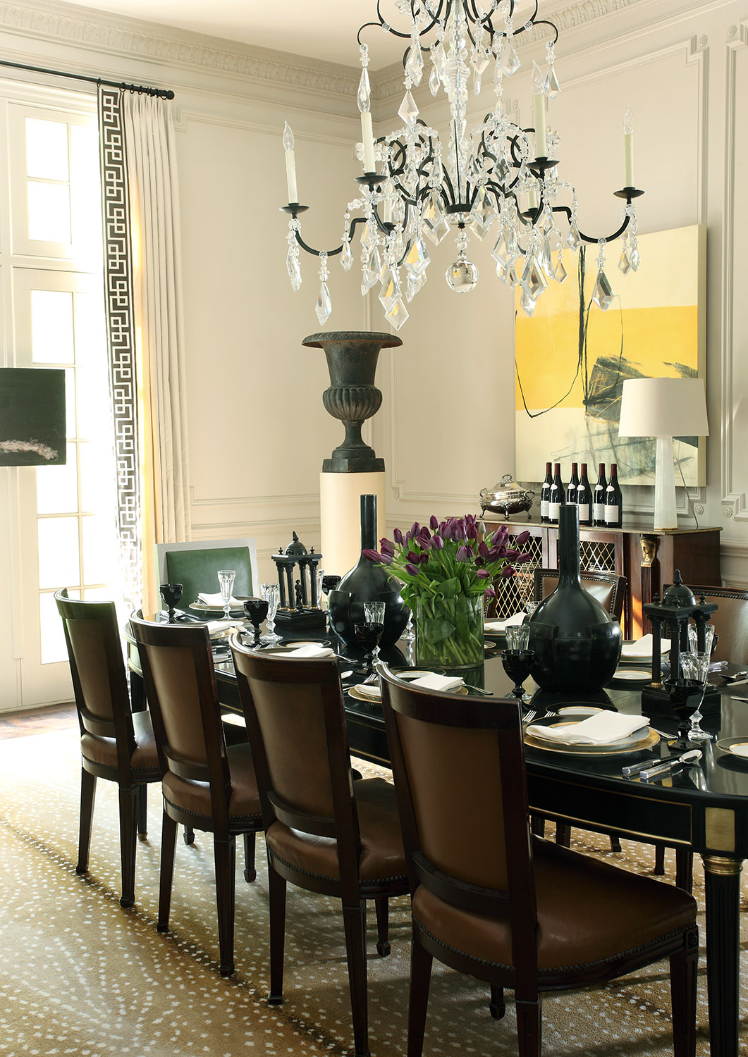 Atlanta Symphony Associates' Decorators' Showhouse 2013 by Robert Brown Interior Design