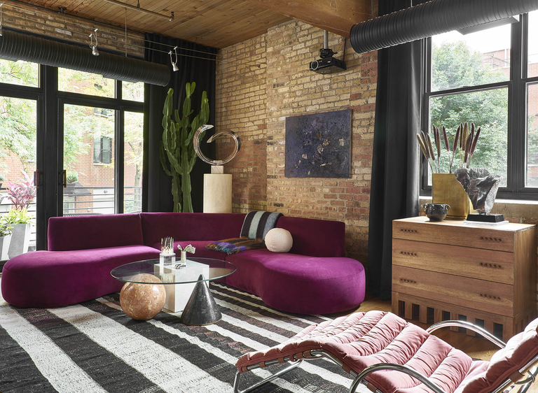 How to Add Warmth to Industrial-Style Design