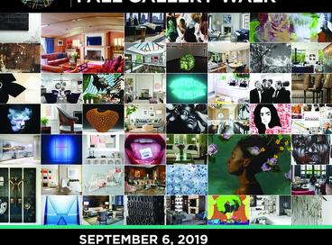 The 5th Annual River North Design District Fall Gallery Walk