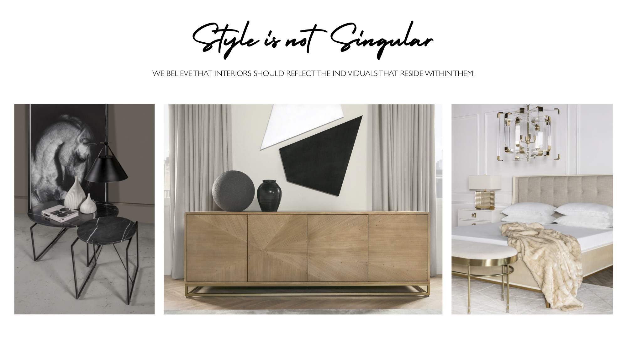 Previously known to the trade as Resource Decor, the firm has fully rebranded its different businesses under the Sonder umbrella. Read on to learn about two of the designer collaborations they'll be presenting at this fall's High Point Market.