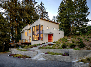 Inside a Modernist Family Home That's Designed to Evolve