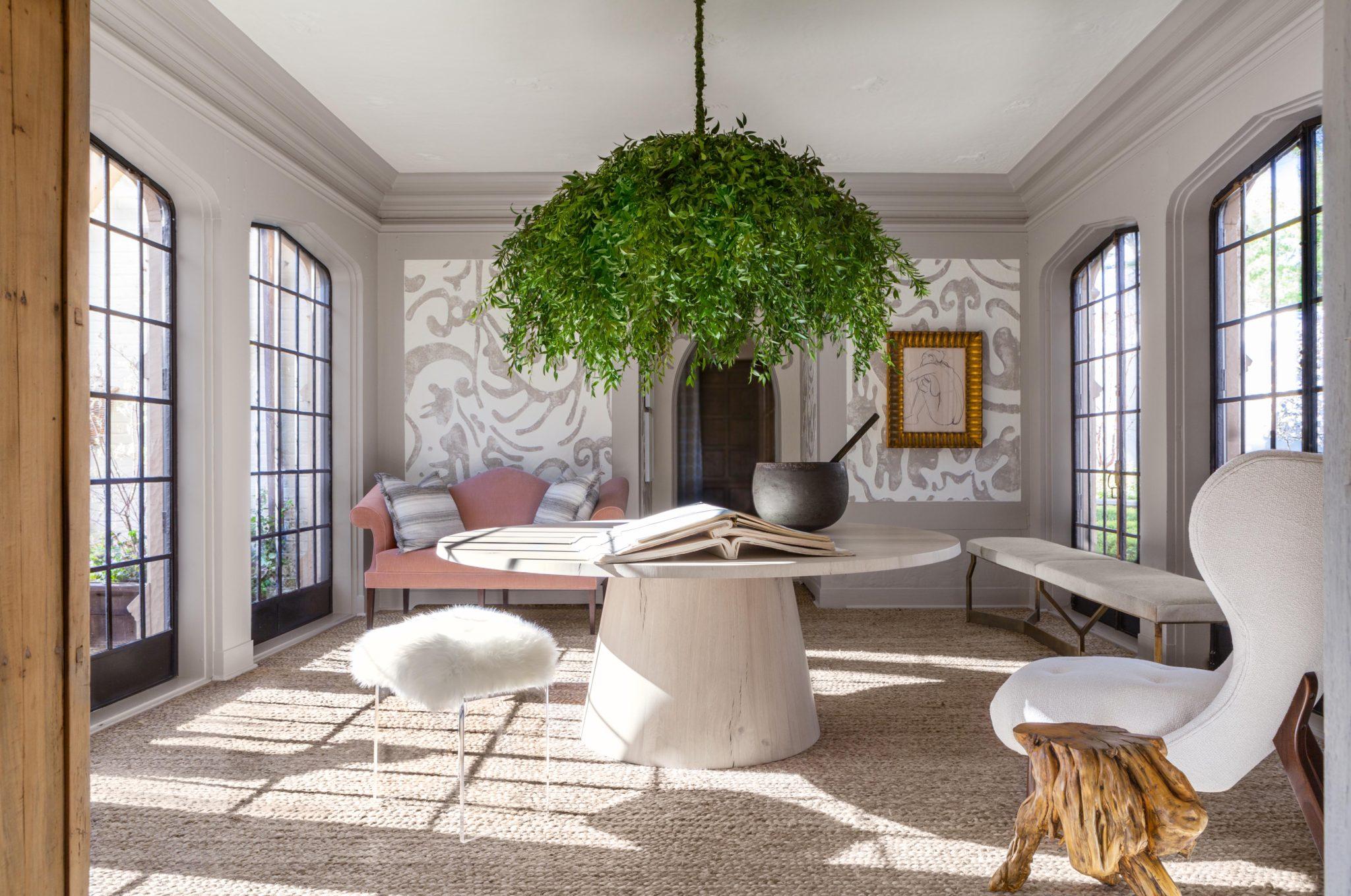 Lake Forest Garden Room by Michael Del Piero Good Design