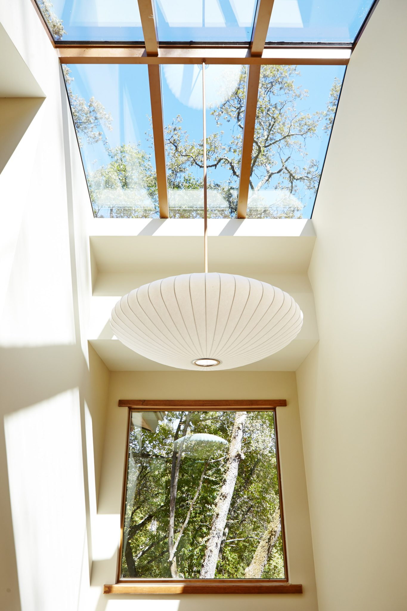 House in the Woods above Silicon Valley by Staprans Design